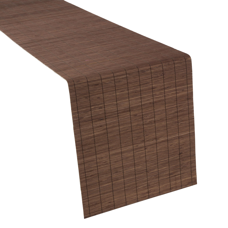 Qualitat Bambus Tischlaufer Asia Style Tischsets Hochwertig Einfach