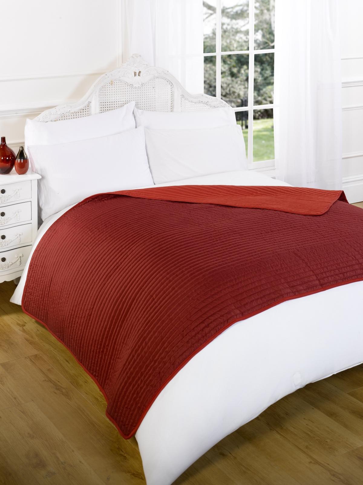 large jet de canap et lit matelass r versible 6 couleurs 100 polyester ebay. Black Bedroom Furniture Sets. Home Design Ideas
