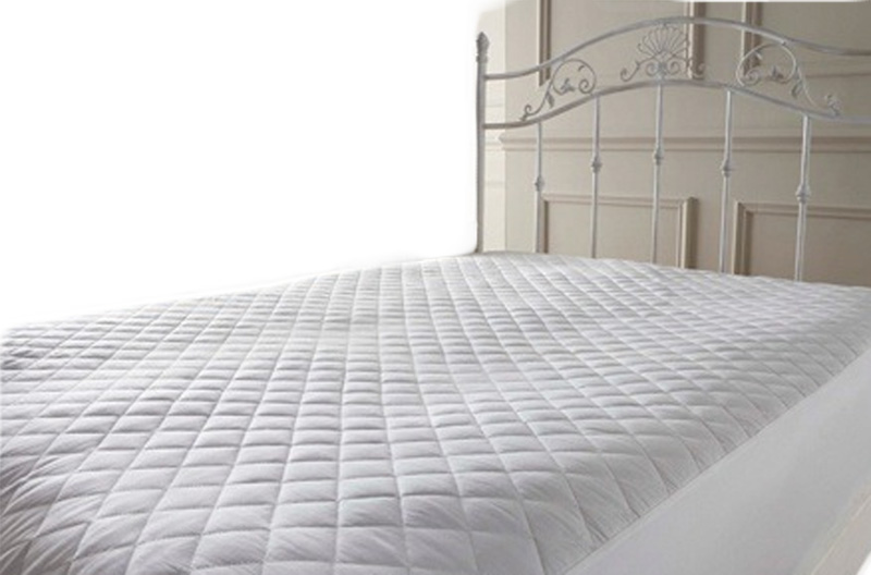"""Luxury Extra Deep 12"""" Microfibre Mattress Protector Fitted"""