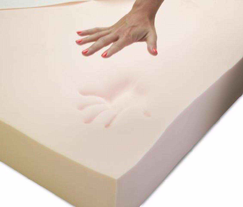 viskose elastische matratzenauflage topper 2 5 1cm alle. Black Bedroom Furniture Sets. Home Design Ideas