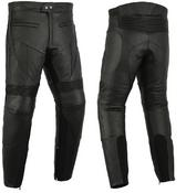 Turin Leather Cruising Jeans