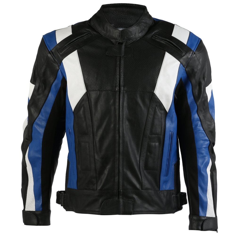 Mens leather racing jackets