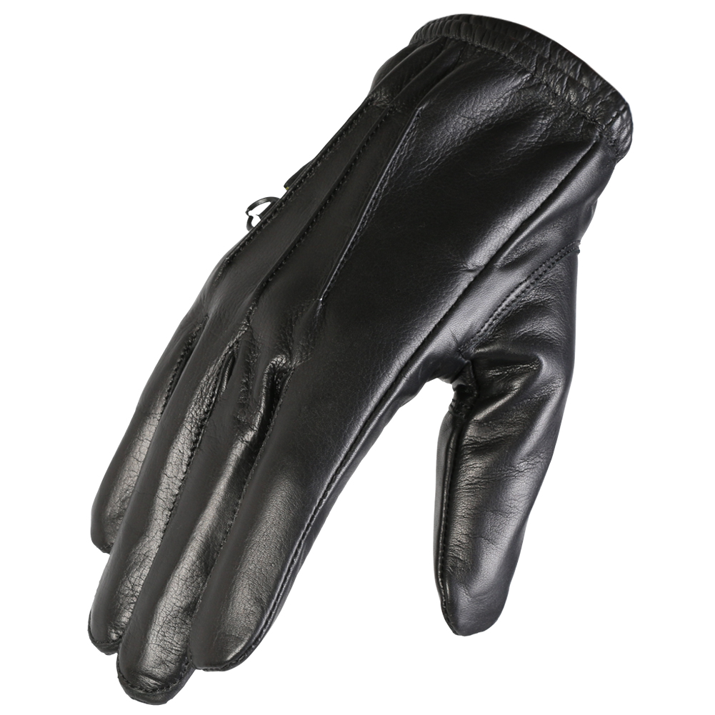 Texpeed Black Soft Kevlar Lined Gloves