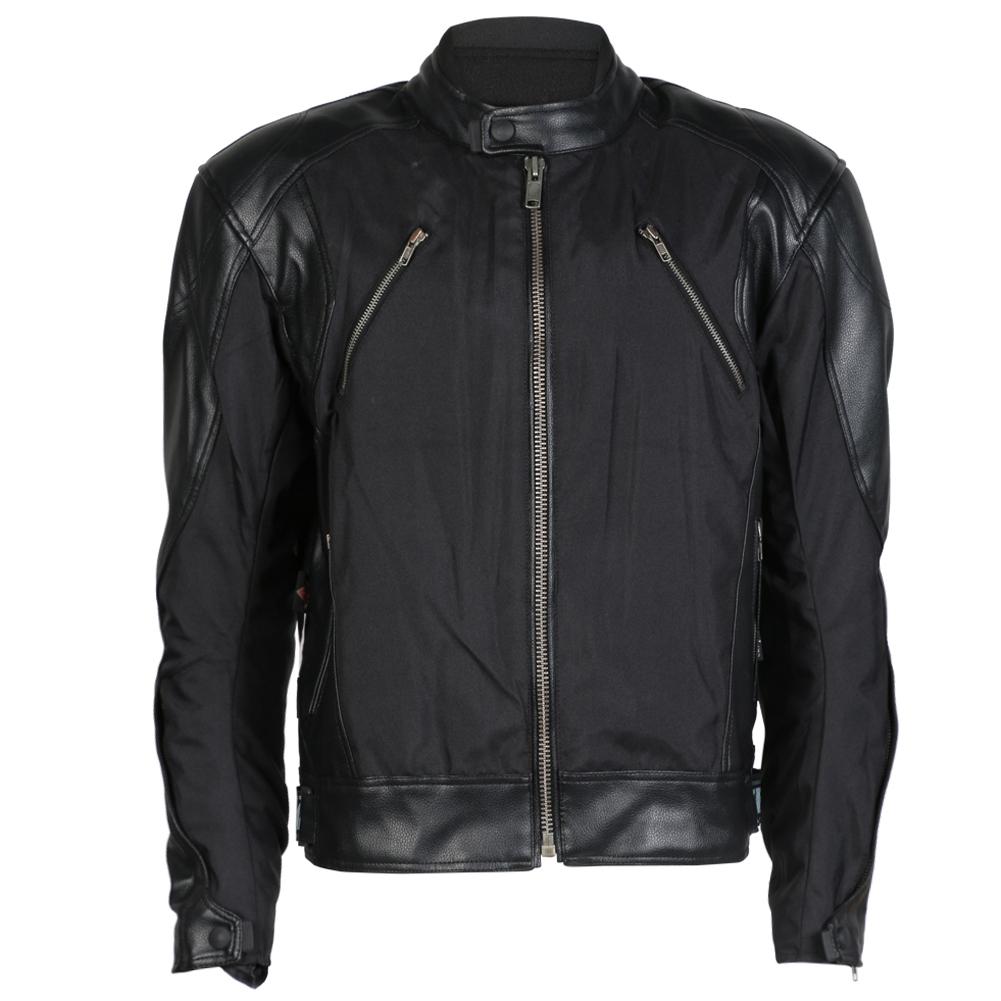 Texpeed Textile / Leather Motorbike Jacket