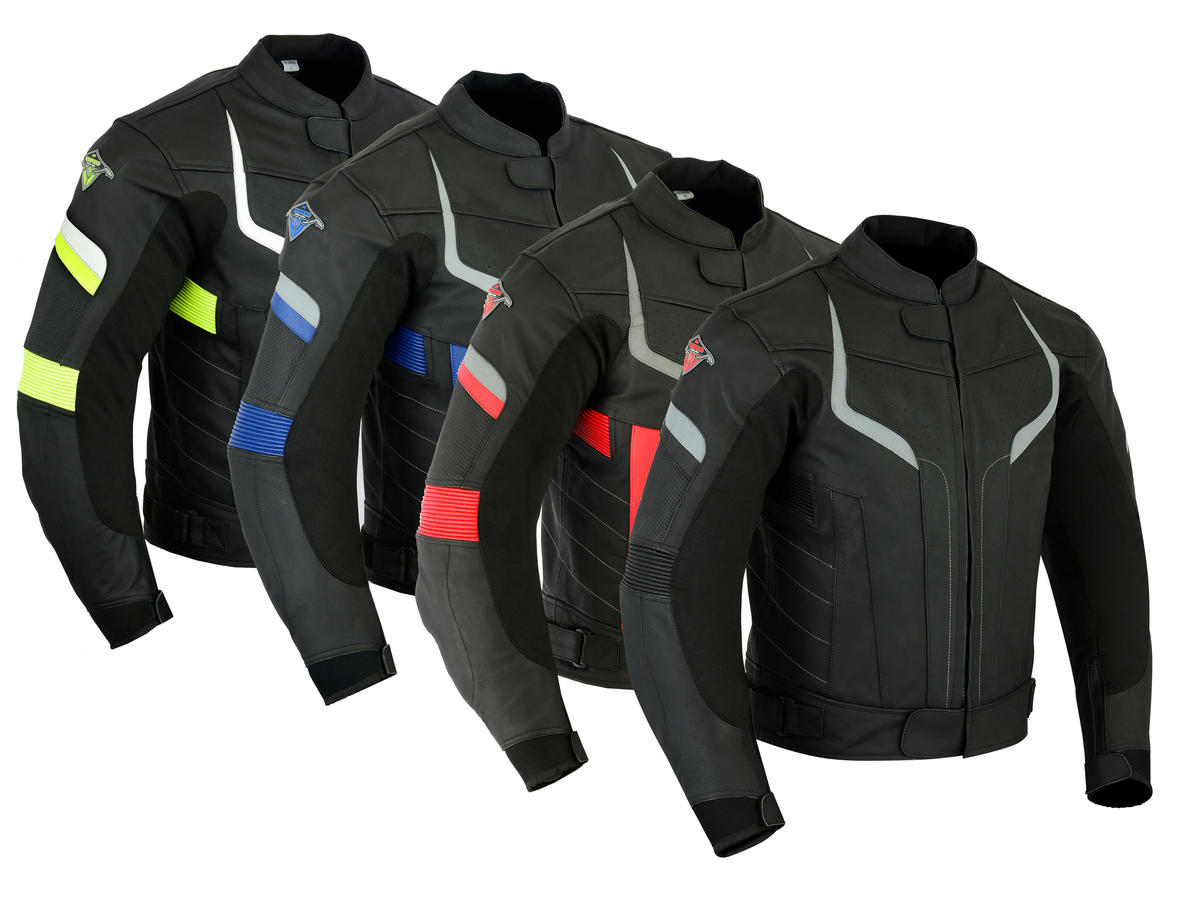 Texpeed Pro 3rd Edition Leather Racing Jacket