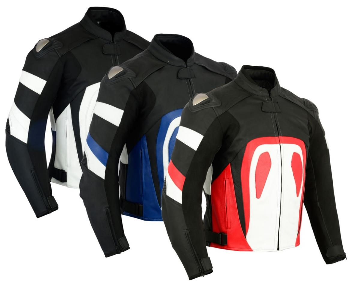 Texpeed RS Sports Leather Racing Jacket