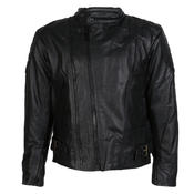 Texpeed Mens Leather Touring Jacket