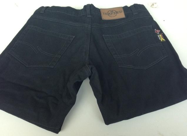 herren denim kevlar schutzpolster motorrad biker jeans. Black Bedroom Furniture Sets. Home Design Ideas