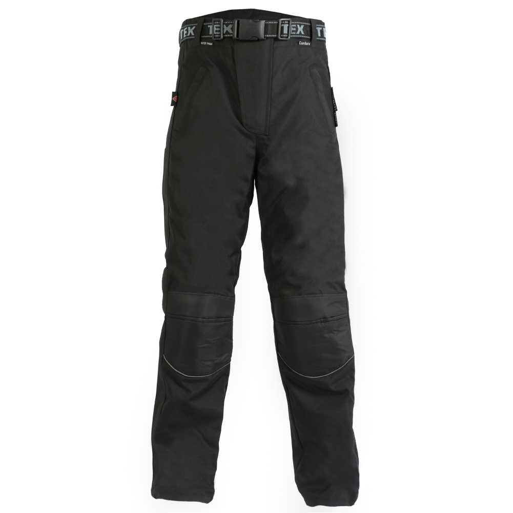 pantalon hommes pluie moto 100 tanche renforc noir moto ebay. Black Bedroom Furniture Sets. Home Design Ideas