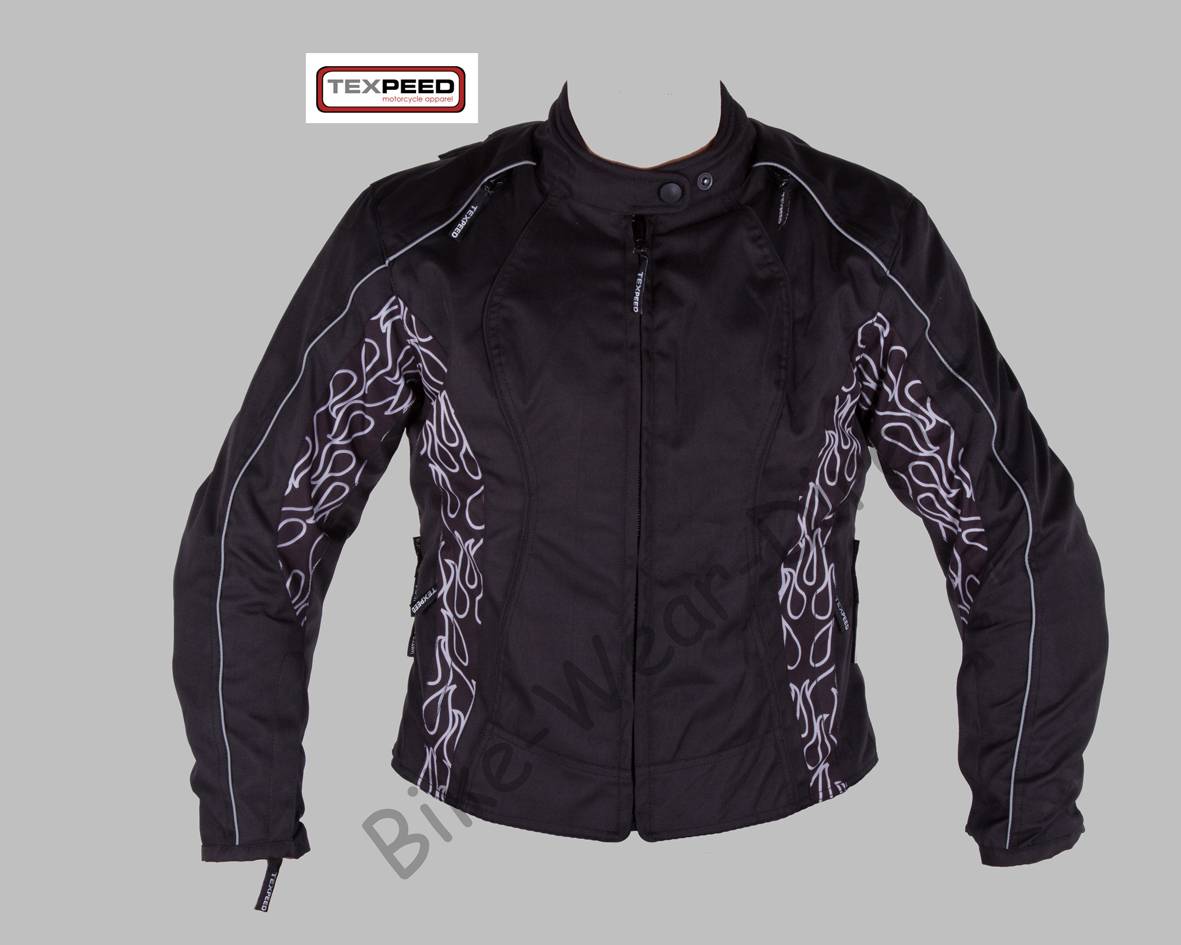 Texpeed Womens Patterned Armoured Jacket