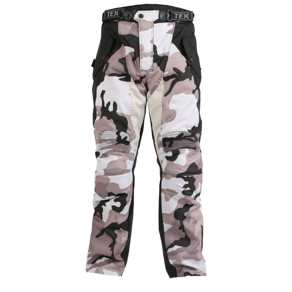 Texpeed White & Grey Camo Armoured Trousers
