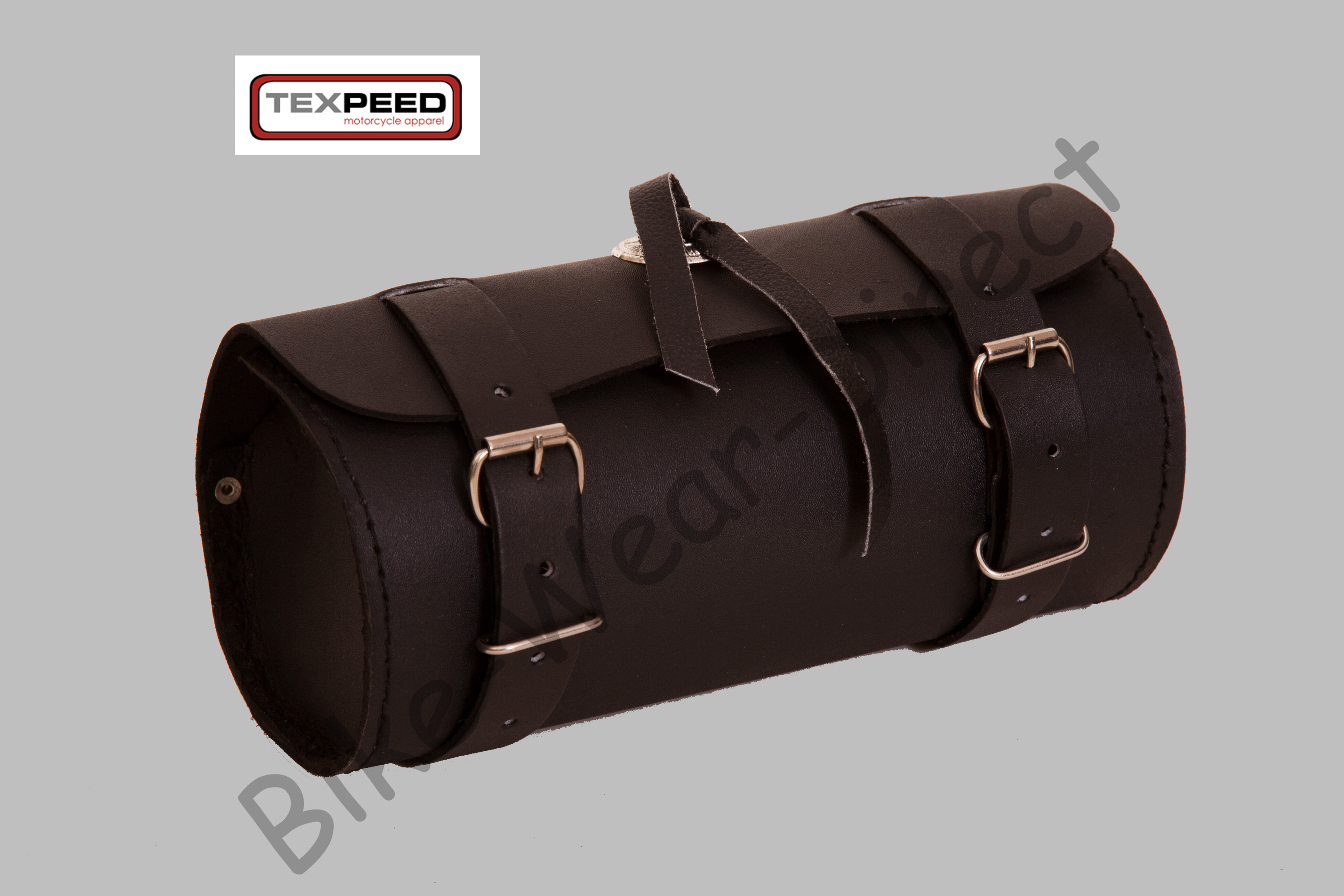 Leather Plain Tool Bag / Tool Roll Motorcycle Motorbike Paniers & Luggage NEW