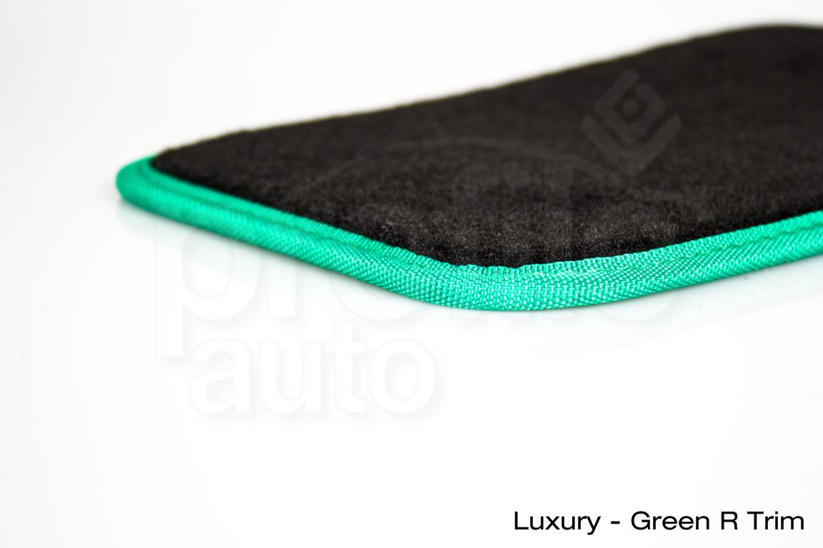 Vauxhall Astra Van 2006-2012 Black Tailored Floor Car Mats Carpet //Rubber