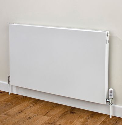 Vulcan Central Heating Radiators - Single / Double Convector Radiator Flat Panel