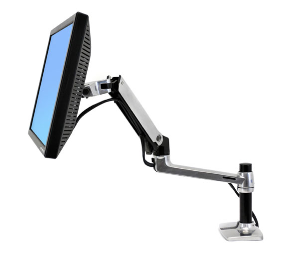 Ergotron LX Series Desk Mount LCD Arm - 45-241-026