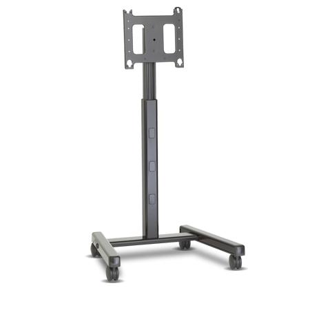Infocus INF-MOBCART flat panel floorstand - INF-MOBCART