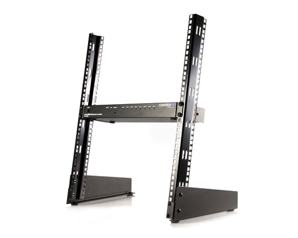 StarTech.com Open frame rack - 12U 19in - 2 post rack - desktop open rack - RK12OD