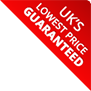 UK's Lowest Price Guaranteed
