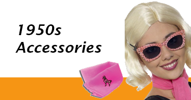 1950's Party Accessories