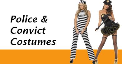 Police Convict Costumes