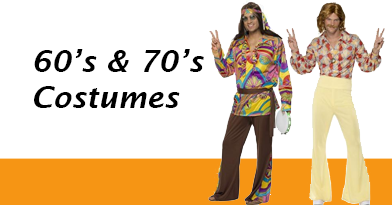 60's and 70's Costumes