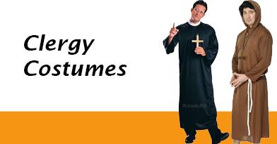 Vicar Costumes