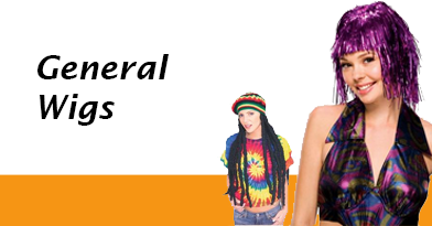 General Costume Wigs