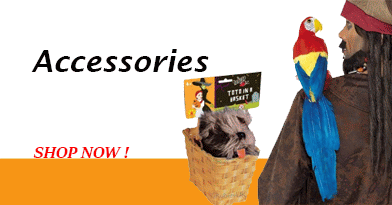 Fancy Dress Costume Accessories