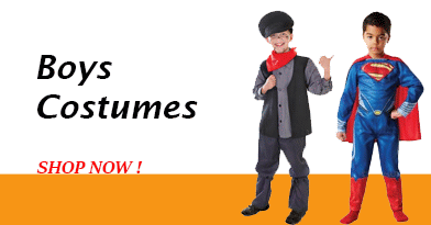 Boys Fancy Dress Costumes