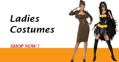 Ladies Fancy Dress Costumes