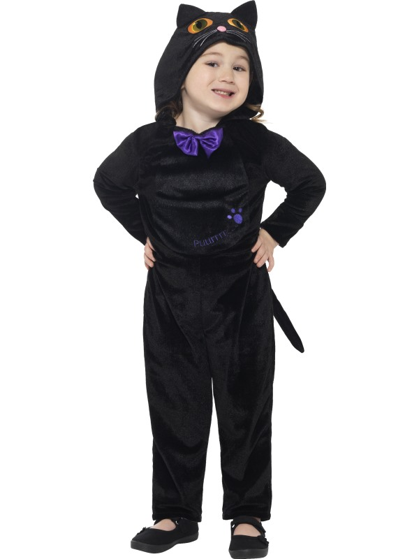 Cat Toddler Girl's Fancy Dress Costume