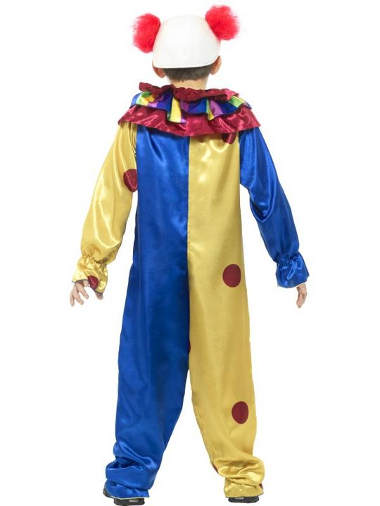 Goosebumps The Clown Boy's Fancy Dress Costume Thumbnail 2
