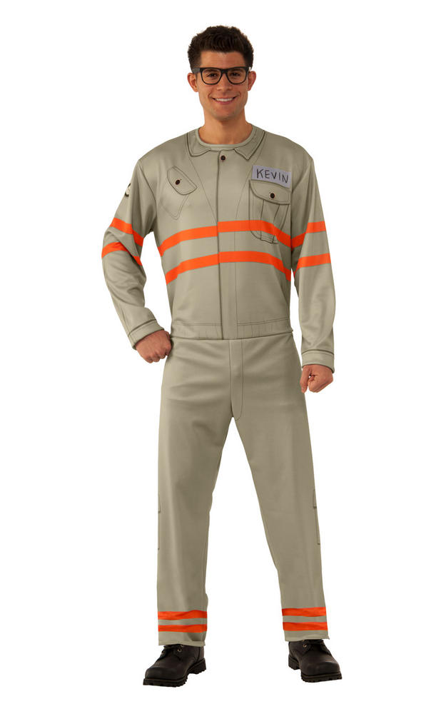 Men's Ghostbusters Kevin Fancy Dress Costume