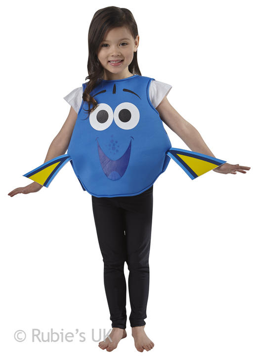 Finding Dori Fancy Dress Costume Thumbnail 1