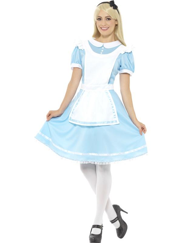 Wonder Princess Fancy Dress Costume