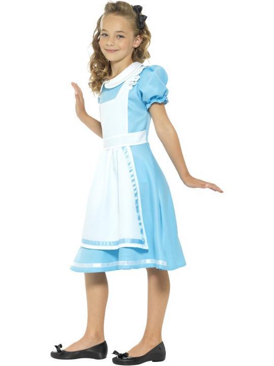 Wonderland Princess Fancy Dress Costume Thumbnail 3