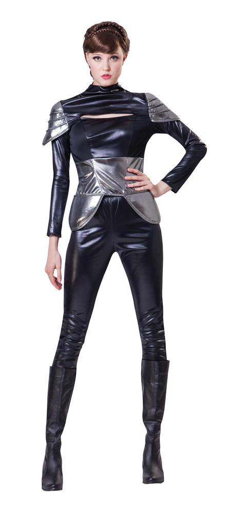 Women's Spy Fancy Dress Costume