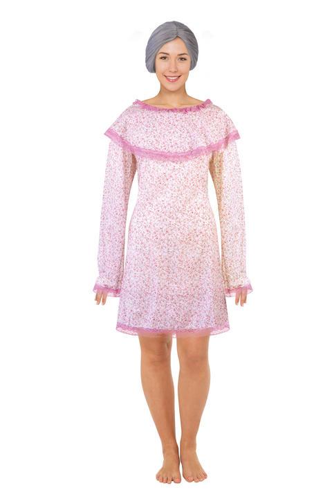 Women's Grandma Fancy Dress Costume  Thumbnail 1