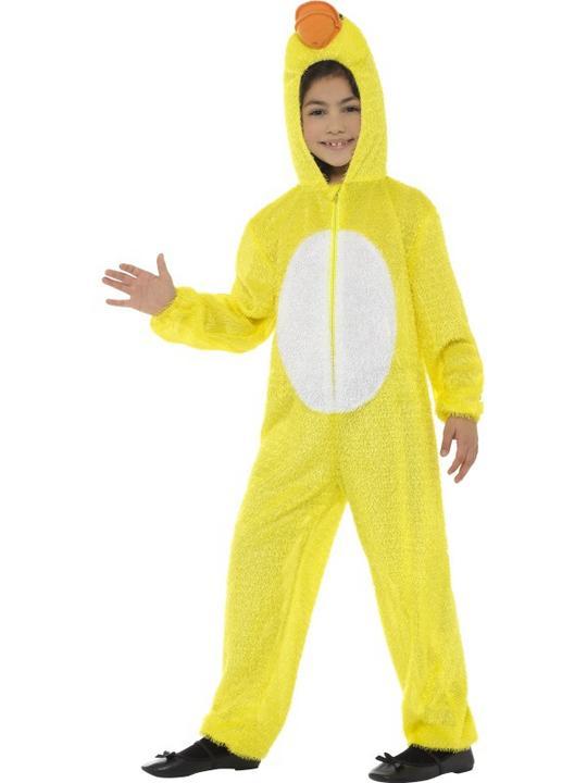 Duck Kids Fancy Dress Costume Thumbnail 1