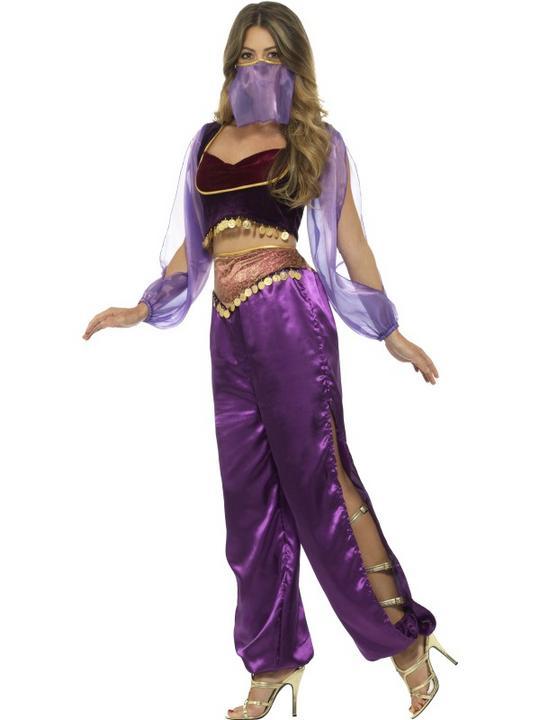 Arabian Princess Costume Thumbnail 2