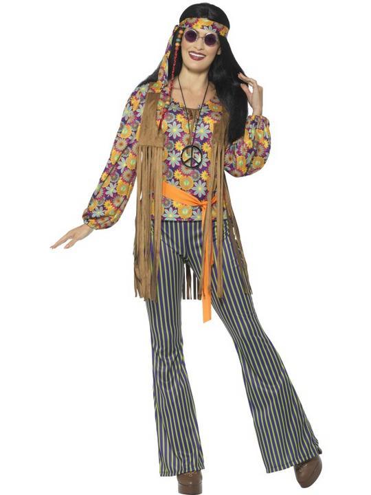 60's Singer Women's Fancy Dress Costume Thumbnail 2