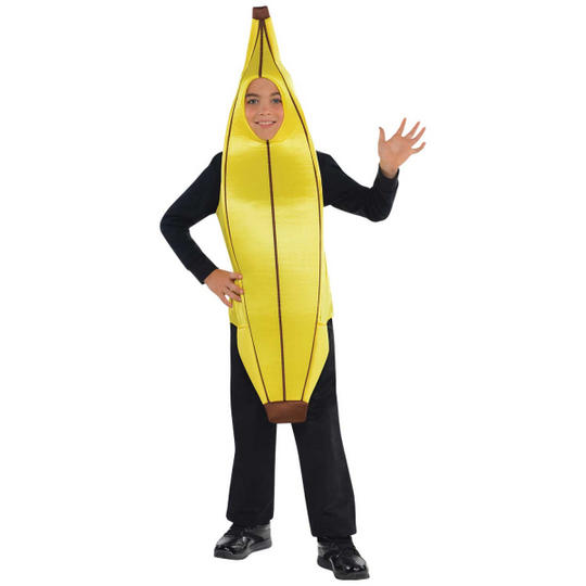 Goin Bananas Kids Fancy Dress Costume