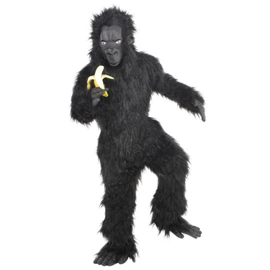 Gorilla Childrens Fancy Dress Costume