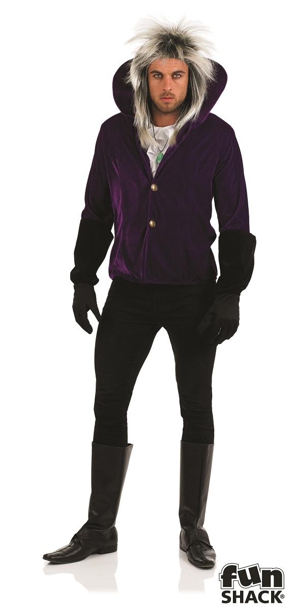 Goblin King Men's Fancy Dress Costume