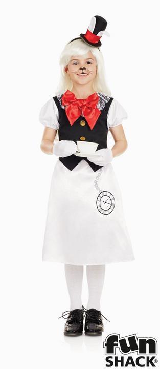 Miss Rabbit Girl's Fancy Dress Costume Thumbnail 1