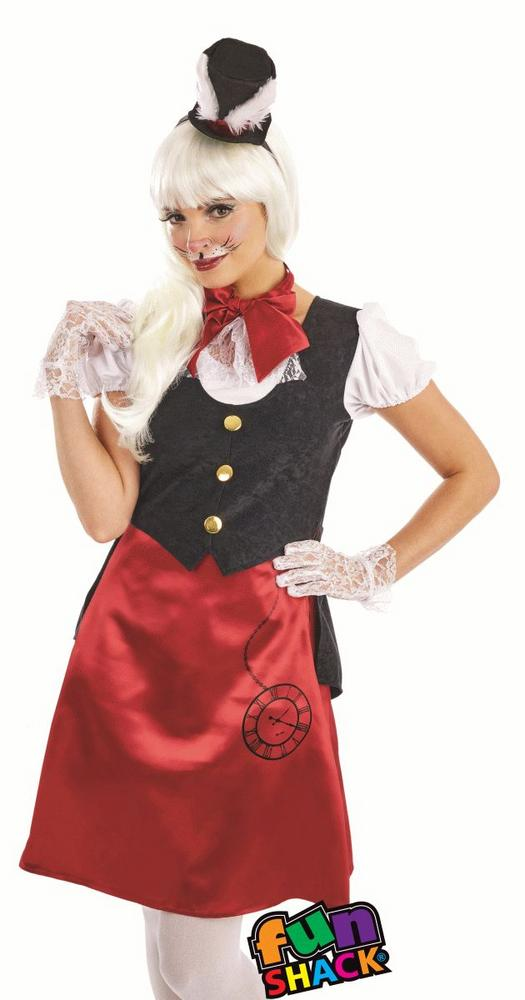 Miss Rabbit Women's Fancy Dress Costume