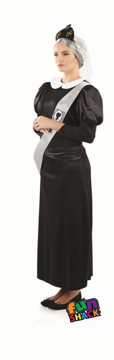 Victoria Women's Fancy Dress Costume Thumbnail 2