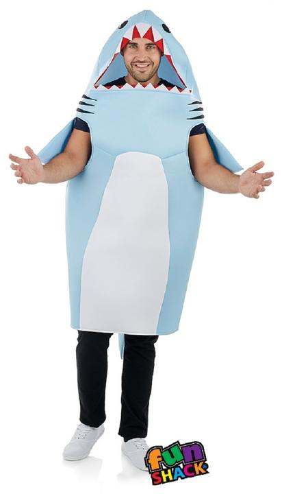Shark Men's Fancy Dress Costume