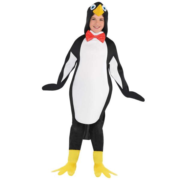 Penguin Kid's Fancy Dress Costume