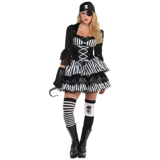 Dark Sea Maiden Fancy Dress Costume Thumbnail 1